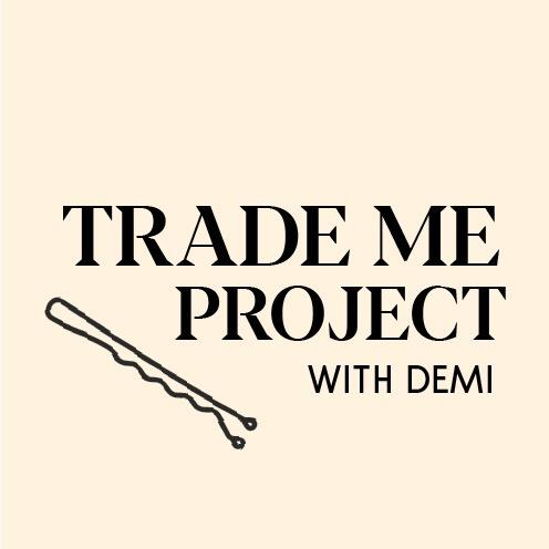 Trade Me Project with Demi - trademeproject