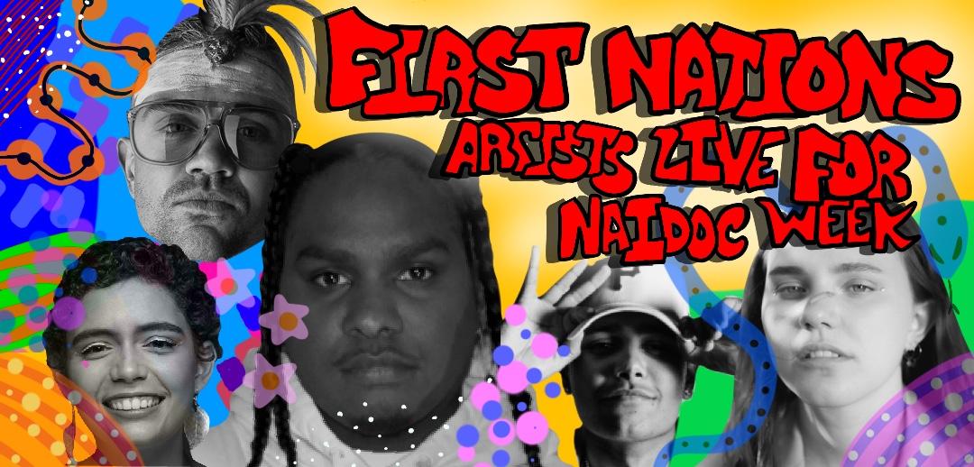 NAIDOC LIVE Program