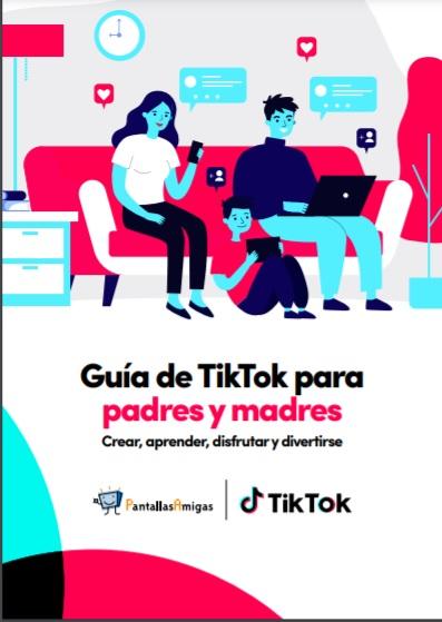TikTok para padres
