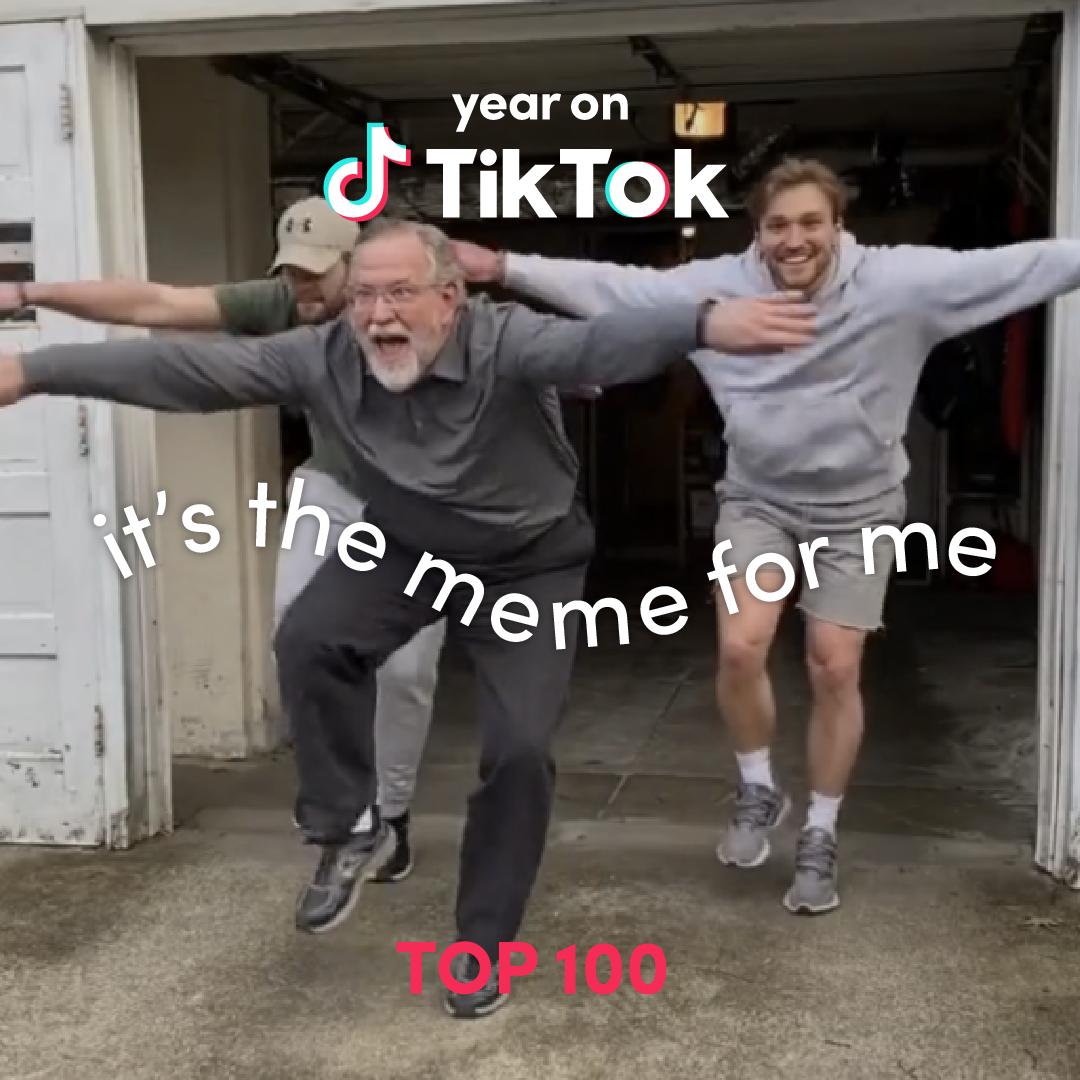 The Year On Tiktok Top 100 Tiktok Newsroom